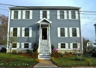 Pre Foreclosure in Hyde Park 02136 HUNTINGTON AVE - Property ID: 1561654253