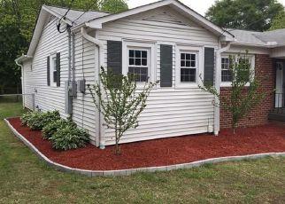 Pre Foreclosure in Kannapolis 28083 CAROLINA AVE - Property ID: 1561800544