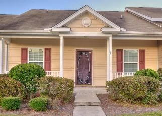 Pre Foreclosure in Savannah 31419 QUARTZ WAY - Property ID: 1561877630