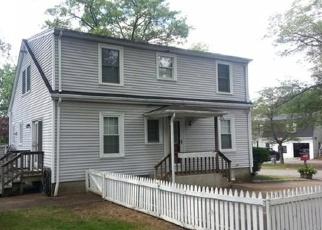 Pre Foreclosure in Attleboro 02703 JESSIE AVE - Property ID: 1562090931