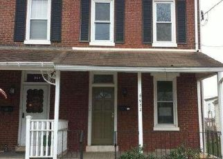 Pre Foreclosure in Pottstown 19464 QUEEN ST - Property ID: 1562516636