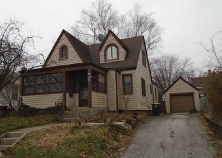 Pre Foreclosure in Fort Wayne 46805 KENTUCKY AVE - Property ID: 1563121476