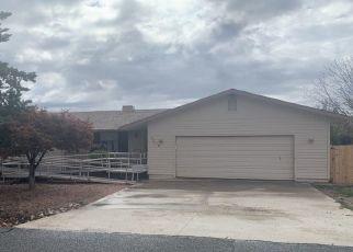 Pre Foreclosure in Dewey 86327 N PRESCOTT COUNTRY CLUB BLVD - Property ID: 1563898436