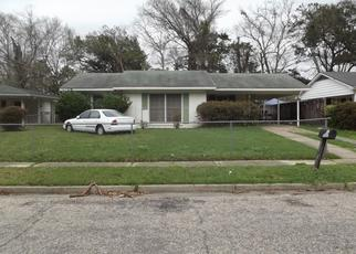 Pre Foreclosure in Mobile 36605 CHESHIRE DR S - Property ID: 1563912902