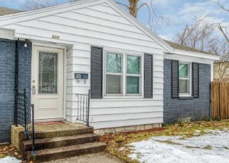 Pre Foreclosure in Grand Rapids 49507 ALGER ST SE - Property ID: 1564151140