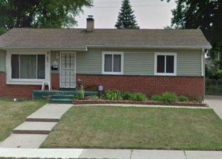 Pre Foreclosure in Ypsilanti 48198 FOLEY AVE - Property ID: 1564155982