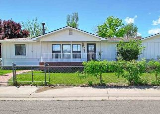 Pre Foreclosure in Grand Junction 81504 COLORADO AVE - Property ID: 1564264590