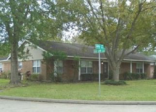 Pre Foreclosure in Baytown 77520 AMY DR - Property ID: 1564521231