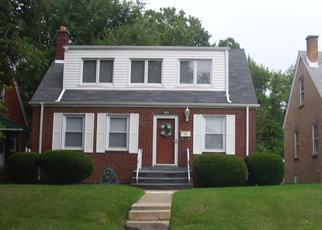 Pre Foreclosure in Gary 46408 MADISON ST - Property ID: 1564575546
