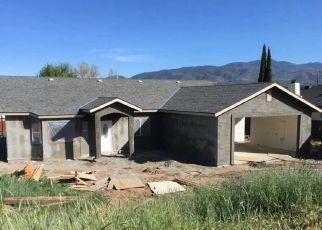 Pre Foreclosure in Tehachapi 93561 STRAWFLOWER RD - Property ID: 1564699943