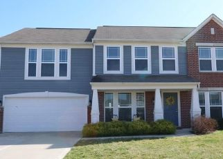Pre Foreclosure in Mc Cordsville 46055 W WOODHAVEN DR - Property ID: 1565129135