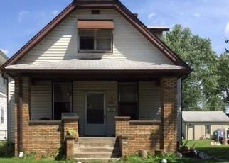 Pre Foreclosure in Indianapolis 46203 WEGHORST ST - Property ID: 1565177318