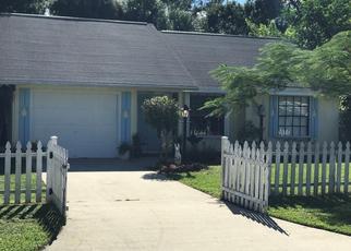 Pre Foreclosure in Vero Beach 32960 31ST AVE - Property ID: 1565231185