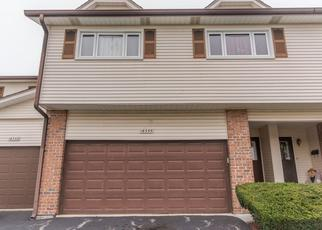 Pre Foreclosure in Tinley Park 60477 BREMENTOWNE DR - Property ID: 1565357776