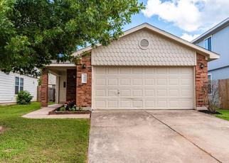 Pre Foreclosure in Austin 78725 CROWNOVER ST - Property ID: 1565517177