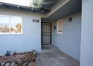 Pre Foreclosure in Fresno 93726 E ROBINSON AVE - Property ID: 1565618810