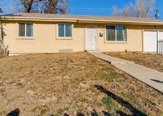 Pre Foreclosure in Colorado Springs 80909 E BIJOU ST - Property ID: 1565782605