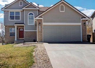 Pre Foreclosure in Fountain 80817 RIDGEBURY PL - Property ID: 1565810639