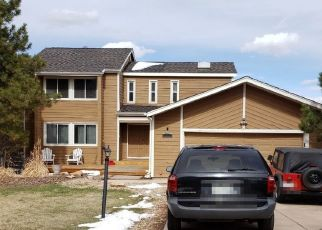 Pre Foreclosure in Parker 80134 N WINDMONT AVE - Property ID: 1565863184