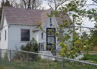 Pre Foreclosure in Denver 80210 S WILLIAMS ST - Property ID: 1565892987