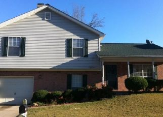 Pre Foreclosure in Decatur 30035 RAMBLEWOOD CIR - Property ID: 1565909170