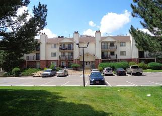 Pre Foreclosure in Aurora 80017 S KALISPELL WAY - Property ID: 1565969175