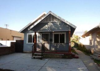 Pre Foreclosure in Pomona 91768 W CENTER ST - Property ID: 1566234594