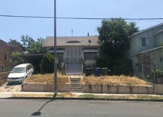 Pre Foreclosure in Los Angeles 90033 SAN BENITO ST - Property ID: 1566260430