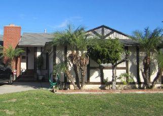 Pre Foreclosure in Norwalk 90650 BORSON ST - Property ID: 1566297665