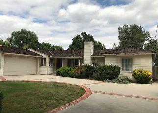 Pre Foreclosure in Northridge 91325 ENCINO AVE - Property ID: 1566336642