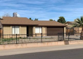 Pre Foreclosure in Glendale 85302 W SUNNYSLOPE LN - Property ID: 1566450510