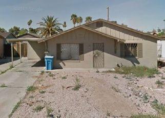 Pre Foreclosure in Phoenix 85035 W ROANOKE AVE - Property ID: 1566459719