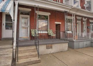 Pre Foreclosure in Reading 19601 PERRY ST - Property ID: 1566627455