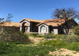 Pre Foreclosure in Cave Creek 85331 E SKINNER DR - Property ID: 1566784243