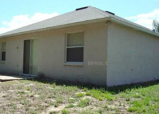 Pre Foreclosure in Apopka 32712 REAGANS RESERVE BLVD - Property ID: 1566809209