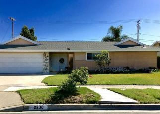 Pre Foreclosure in Anaheim 92806 E BANGOR WAY - Property ID: 1566827613