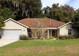 Pre Foreclosure in Newberry 32669 NW 3RD AVE - Property ID: 1566845121