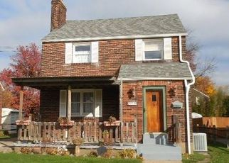 Pre Foreclosure in North Versailles 15137 JOSEPH ST - Property ID: 1567189371