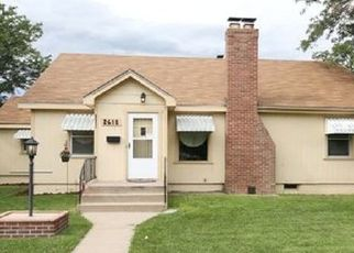 Pre Foreclosure in Greeley 80634 W 12TH STREET RD - Property ID: 1567255510