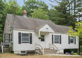 Pre Foreclosure in Fitchburg 01420 WANOOSNOC RD - Property ID: 1567542831