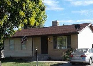 Pre Foreclosure in Salt Lake City 84118 S TOWNSEND WAY - Property ID: 1567634801