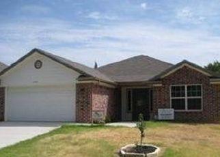 Pre Foreclosure in Waco 76711 KENDRICK LN - Property ID: 1567741667