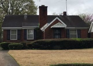 Pre Foreclosure in Memphis 38106 E FRANK AVE - Property ID: 1567824887