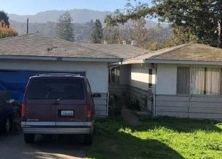 Pre Foreclosure in San Jose 95124 LOS GATOS ALMADEN RD - Property ID: 1568055242