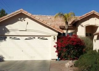 Pre Foreclosure in Gilbert 85233 W SPUR AVE - Property ID: 1568328549