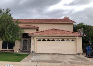 Pre Foreclosure in Gilbert 85233 W VERANO PL - Property ID: 1568355258