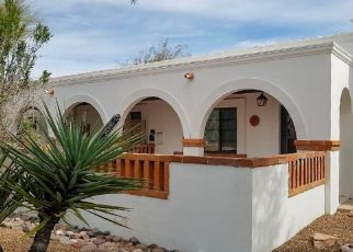 Pre Foreclosure in Green Valley 85614 S PASEO TIERRA - Property ID: 1568380674