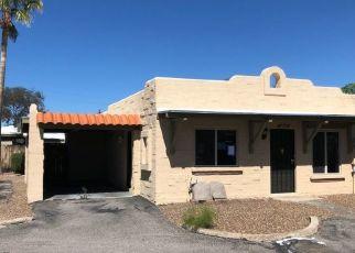 Pre Foreclosure in Tucson 85705 W LA OSA ST - Property ID: 1568391165