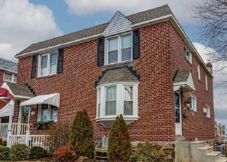 Pre Foreclosure in Clifton Heights 19018 N OAK AVE - Property ID: 1568544468