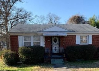 Pre Foreclosure in Greensboro 27406 REID ST - Property ID: 1569185667